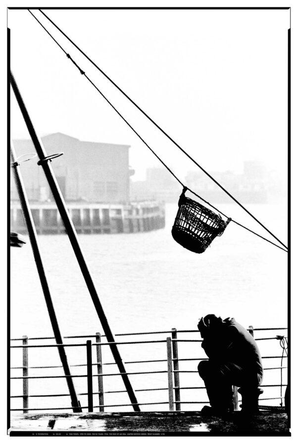 Fish Town. Grimsby Fish Docks. Steve Thornton.